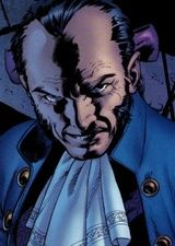 Sebastian Hiram Shaw is the leader of the New York branch of the Hellfire Club, an exclusive secret society bent on world domination.