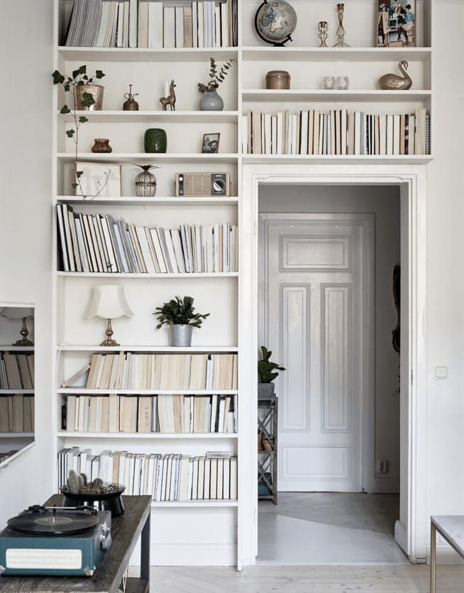 Decorating Black Holes: The 7 Most Easily Forgotten Spots: Above the Door Way