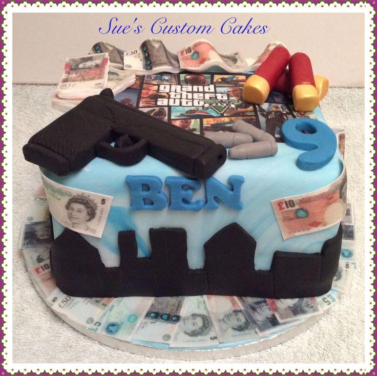 gta 5 cakes without fondant