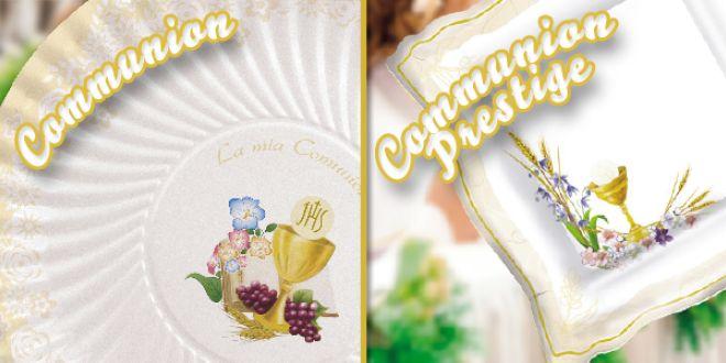 Communion e Communion Prestige: due coordinati pensati per la festa della prima comunione.  Quale sceglierai?
