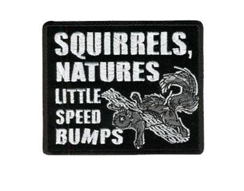 Squirrels Patch | Squirrels Biker Patches
