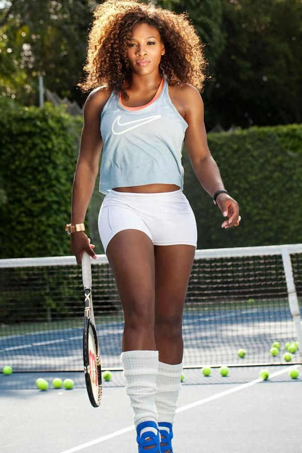 "#Serena Williams: Love Serena? Fans voted her to the No. 3 spot on Tennis Channel's ""Best of 5 Heartthrobs"" list."