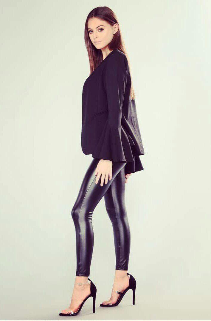 d5887051293cdd Pin von pj4ever pj4ever auf Latex in 2019   Leder leggins, Latex mode und  Leder leggings