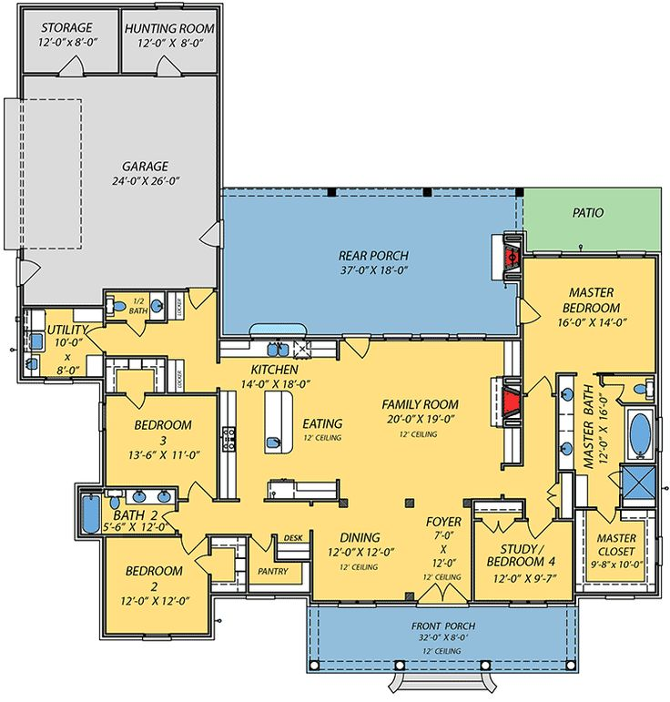 Best 25 acadian house plans ideas on pinterest 4 for Acadian floor plans