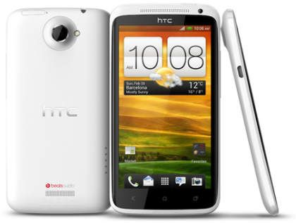 The HTC One X... Here it comes...