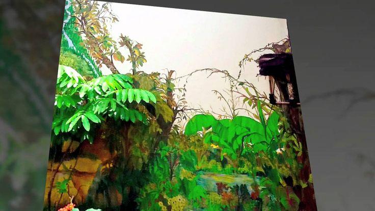 Yucca Rose - Wall Murals in Tanah Baru, Java