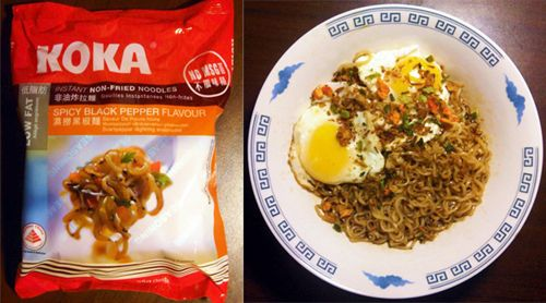 Top 10 Instant Noodles from Around the World - I know they are not that healthy... anyway, I still love these noodles and always stock them in my kitchen ;)
