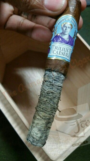 "Diamond Crown Julius Caesar cigar review ""most consistent full flavor"""