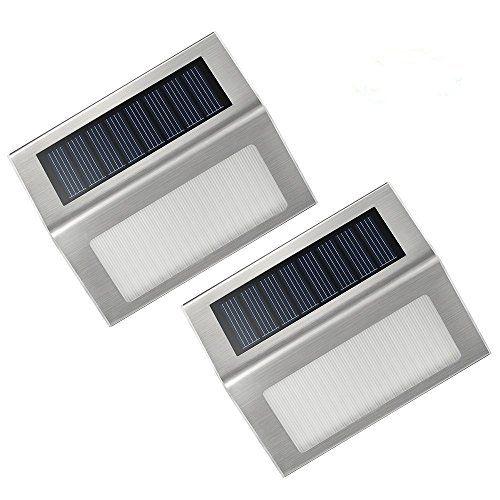 Las 25 mejores ideas sobre lamparas solares para exterior - Luces exteriores solares ...
