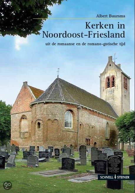 Kerken in Noordoost-Friesland