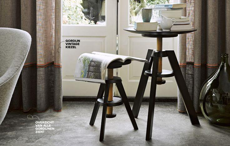 Ideeen Voor Gordijnen Woonkamer : 1000+ images about Ideeën voor het ...