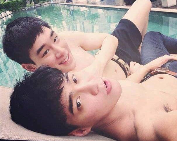 гей мальчики азиаты порнуха