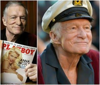 Hugh Hefner the silk-robed Casanova whose Playboy mens magazine popularized the term centerfold glamorized an urbane bachelor lifestyle and helped spur the sexual revolution of the 1960s has died the magazine said late Wednesday. He was 91. Hefner founded Playboy in 1953 with $600 of his own money and built the magazine into a multimillion-dollar entertainment empire that at its 1970s peak included TV shows a jazz festival and a string of Playboy Clubs whose cocktail waitresses wore bunny…