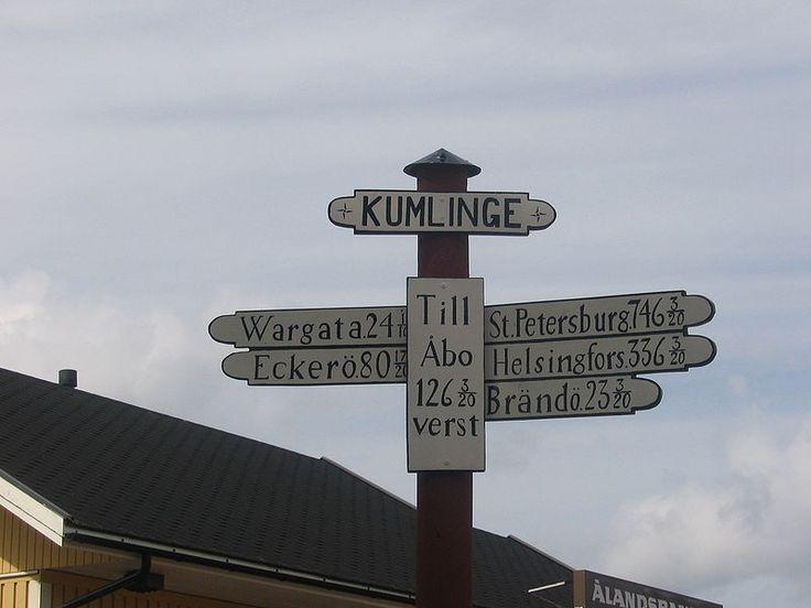 Kumlinge, Åland, Finland. Photo Kreegah