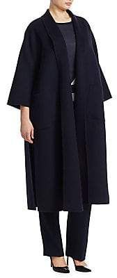 Marina Rinaldi Marina Rinaldi, Plus Size Women's Tema Long Wool Coat