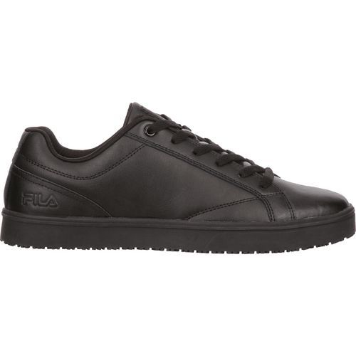 Fila Women's Memory Amalfi Work Shoes (Black, Size 7.5) - Women's Work Boots Shoes at Academy Sports