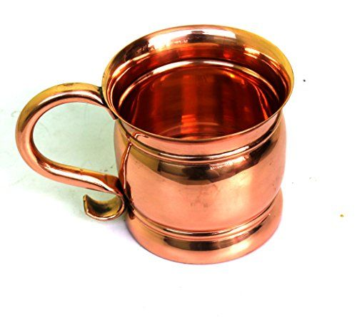 STREET CRAFT 100% Authentic Copper Old Fashion Smooth Moscow Mule Mug with Flat Lip, Copper Moscow Mule Mugs / Copper Flat Handle (1) STREET CRAFT http://www.amazon.com/dp/B0185M37S6/ref=cm_sw_r_pi_dp_-X5Twb00WTY4A