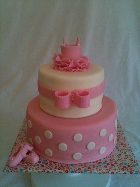 Roze Meisjestaart | Simsalataart Tegelen