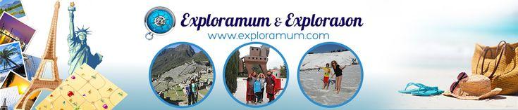 Travel Expert, Road less travelled, Single parent travel - Exploramum & Explorason