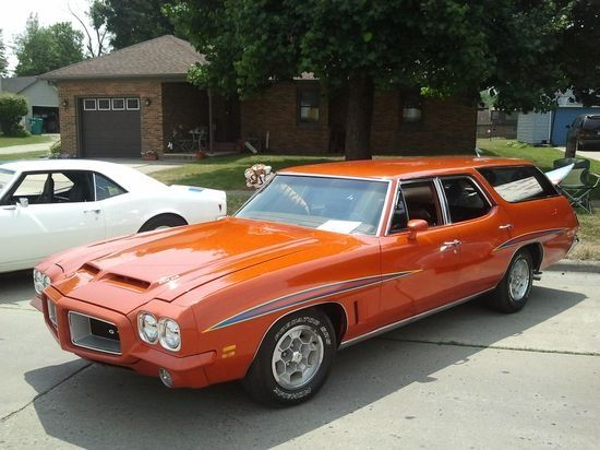 GTO Judge stationwagon.  Heres my life savings and first-born, just gimmie this car!