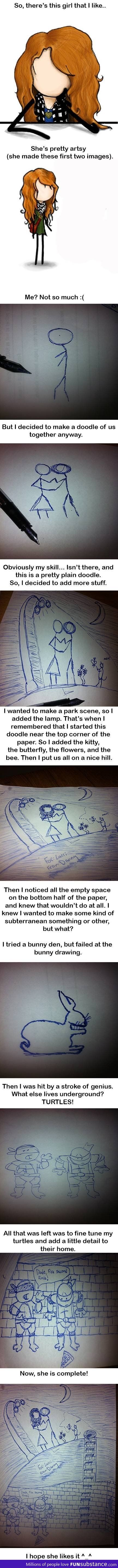 Best drawing ever! XD