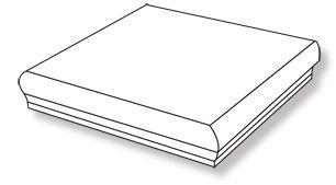 Gres Aragon Urbion stopnica narożna 33x33 cm - stopnice w dobrej cenie dostępne w sklepie klinkier24.pl - kupuj online