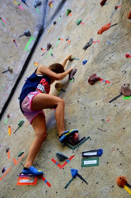 Will Power, Rock Climbing May 15 2012