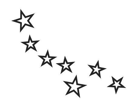 tatuagens femininas de estrelas - Pesquisa Google