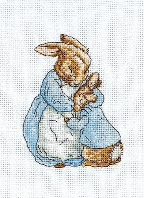 Buy+Time+for+Snuggles+Cross+Stitch+Kit+DISC+Online+at+www.sewandso.co.uk