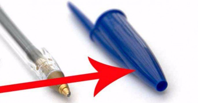 """These Damn Facts! on Twitter: """"This Is the Surprising Reason All Your Pen Caps Have Holes In Them https://t.co/qHINIVSaDs https://t.co/9wljbcqow8"""""""
