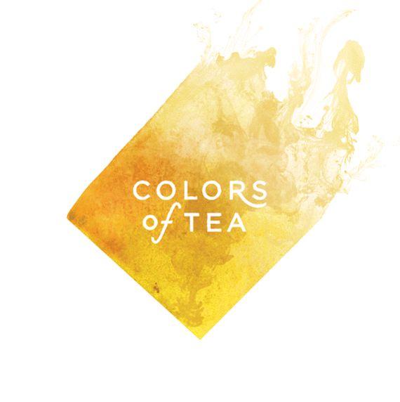Toutes les couleurs des thés et tisanes avec Colors of Tea, thés et tisanes. Thé vert, thé noir, thé blanc, thé rouge, Oolong, maté, pu erh, matcha, tisane, toutes les couleurs à infuser