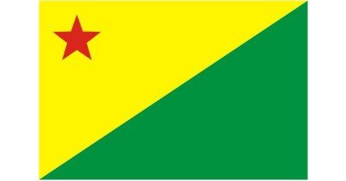 Bandeira do Acre Vetorizada em CDR | Vetores Brasil