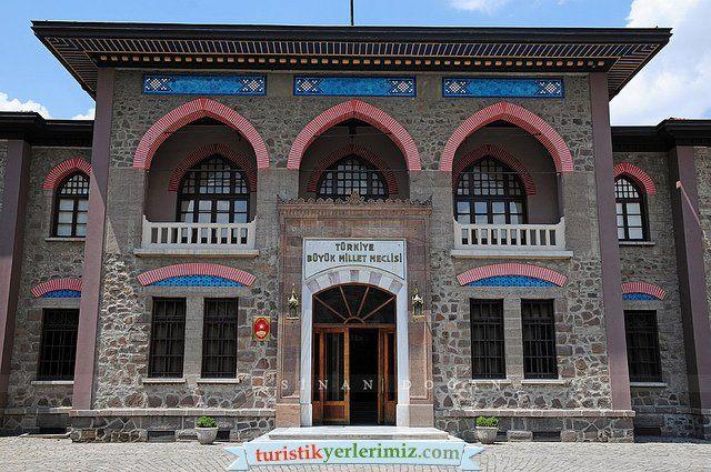 Cumhuriyet müzesi-TBMM eski binası