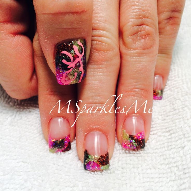 The 25 best browning camo nails ideas on pinterest camo nails browning camo nails prinsesfo Choice Image