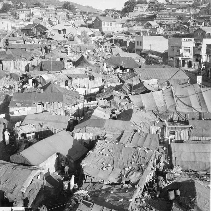 Tayler's Story :: 1950 ~ 60년대의 서울
