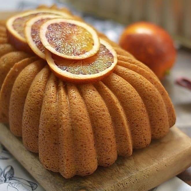 كيكة البرتقال In 2021 How To Make Cake Food Cake
