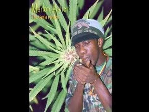 Marlon Asher - Ganja Cowboy [OFFICIAL VIDEO] By TRU REELZ PROD. - YouTube