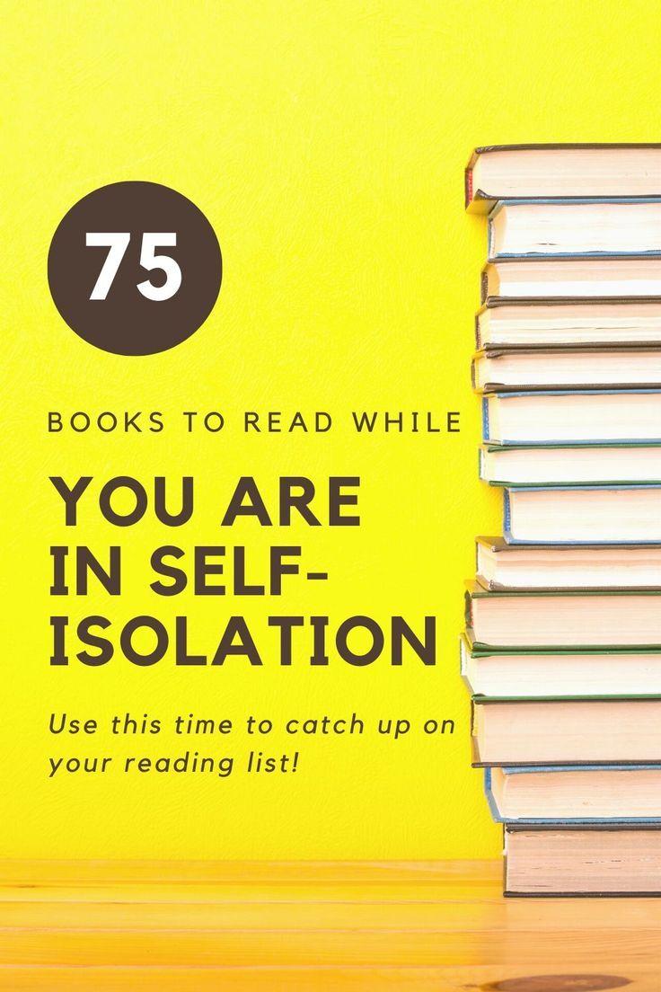 Your Coronavirus Reading List: 75+ Books to Read During Isolation