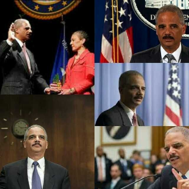 G&P celebrates Eric Holder who became the first African-American to be confirmed as United States Attorney General on Feb. 2 2009.