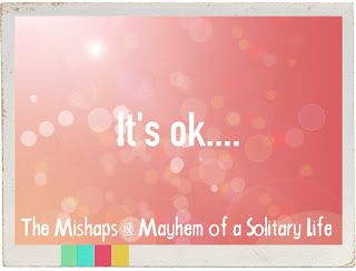 The Mishaps and Mayhem of a Solitary Life: Another Tuesday Pep Talk