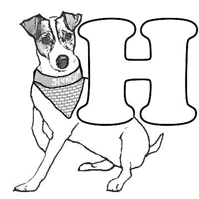 Rat Terrier Coloring Pages