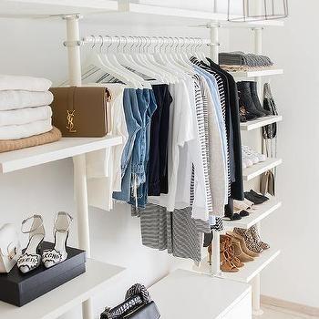 Die besten 25+ Modular closets Ideen auf Pinterest - begehbarer kleiderschrank modular system