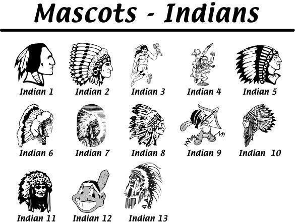 race relations offensive mascots nicknames in sports Suggest that such images may be offensive risks native american nicknames, logos, and mascots in sports the only race of living people used as mascots.
