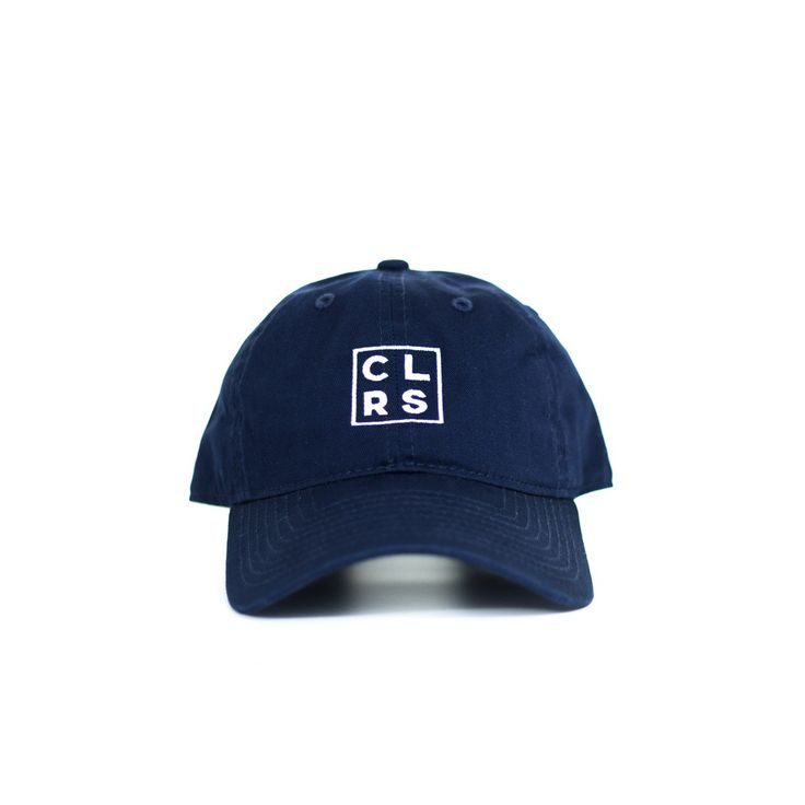 We think this is going to be a hit! Do you?: Navy CLRS Cap New to our store! [www.thefuturedream.eu]    #FutureDream