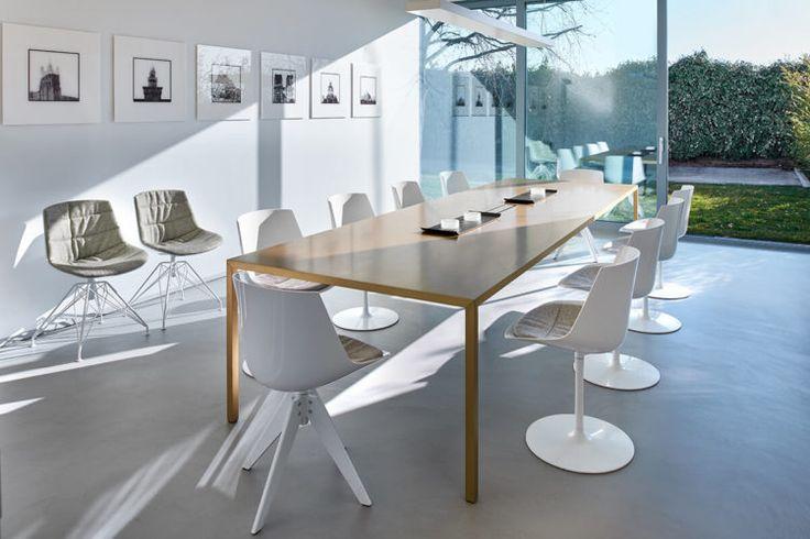 Nuovi uffici per la sede MDF italia » OfficeBit: arredi e mobili per ufficio sedute e pareti divisorie
