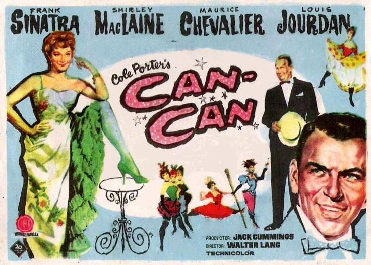 Can Can # 1960 # tt0053690