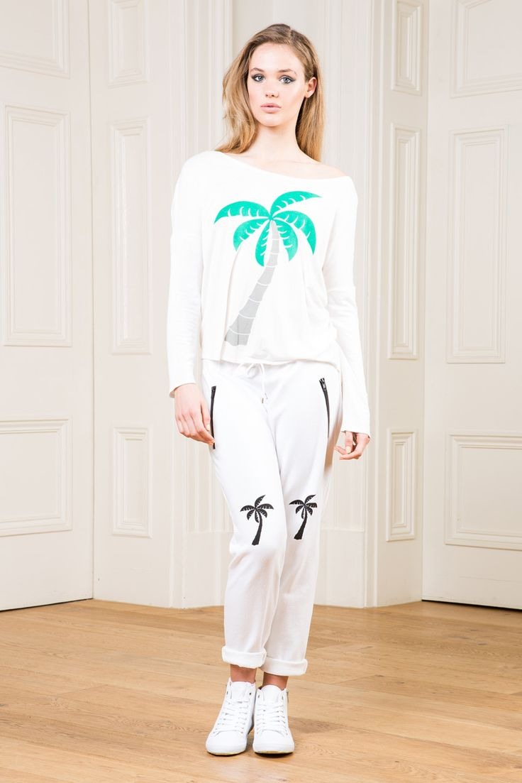 Chip Chop! - Palm Tree castaway top, $89.00 (http://www.chipchop.com.au/palm-tree-castaway-top/)