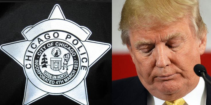 Chicago Police: Trump Is Lying, He Cancelled His Own Rally Without Consulting Us