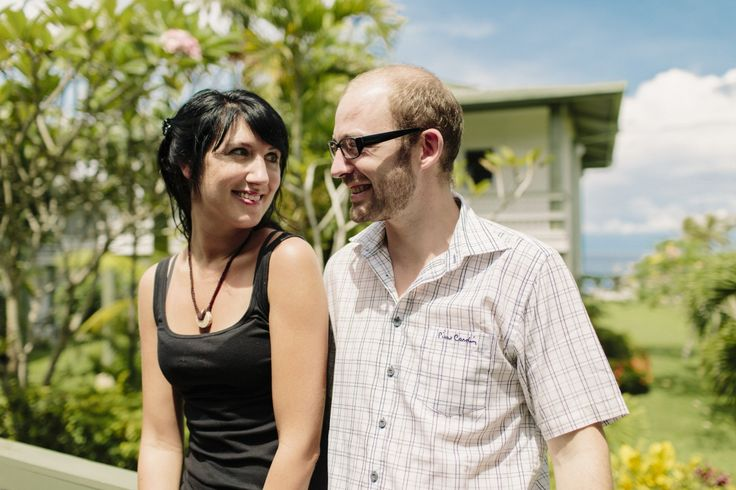 Five Minutes with Emily Snowden and Richard Tate, VSO in PNG