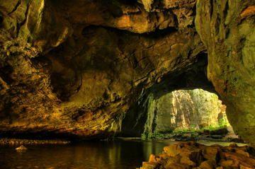 Barton Creek Cave, San Ignacio, Belize